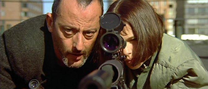 leon the professional sniper rifle