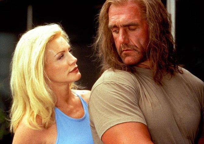 Shadow Warriors Assault on Devils Island Hulk Hogan Shannon Tweed