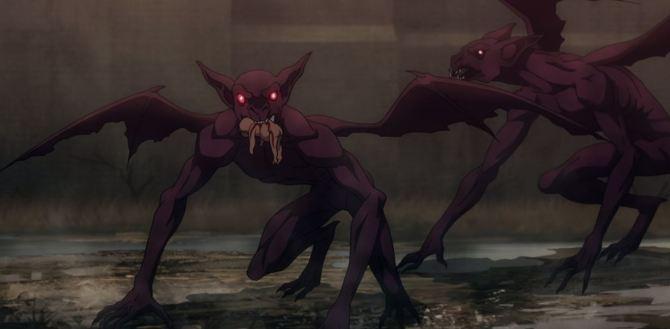 castlevania netflix season 1