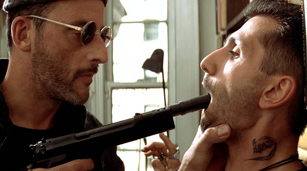 leon the professional jean reno robert lasardo