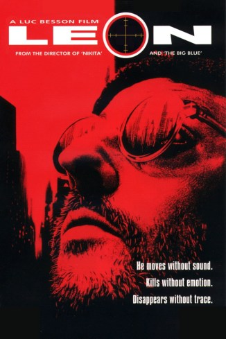 Leon Movie Poster Jean Reno