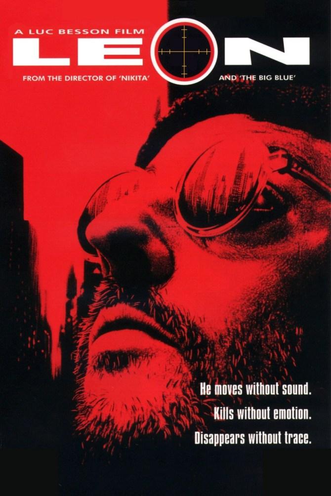 Leon Movie Poster Jean Reno