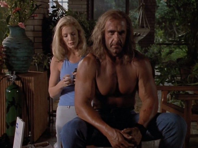 Shadow Warriors Assault on Devils Island Hulk Hogan Shannon Tweed