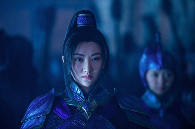 the great wall movie jing tian