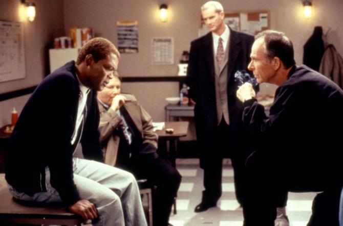 the negotiator movie Samuel