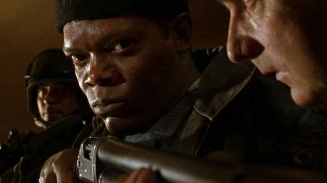 the negotiator movie samuel l jackson shotgun