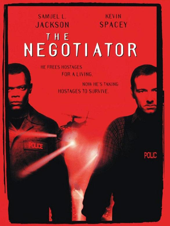 Negotiator Movie Poster
