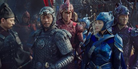 the great wall movie still