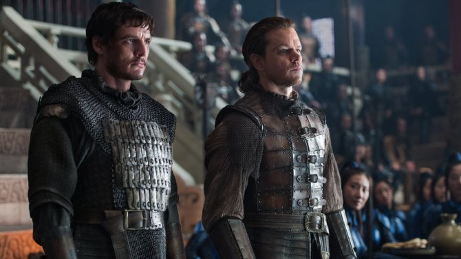 The_great_wall_matt_damon_pedro_pascal