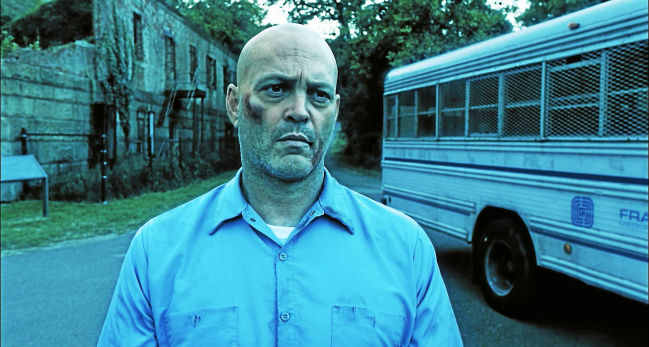 Vince Vaughn brawl in cell block 99
