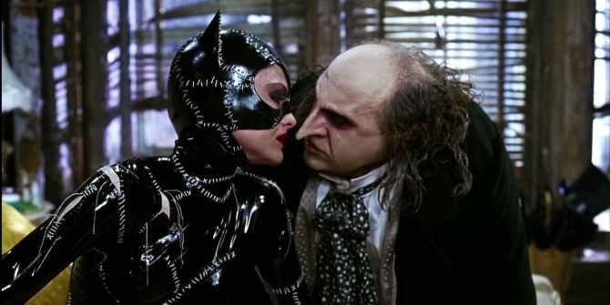 Batman returns catwoman and penguin