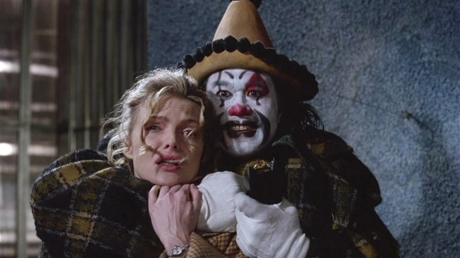 Batman returns Clown Selina Kyle