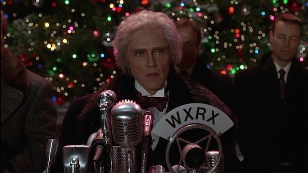 Batman Returns Christopher Walken Max Shrek