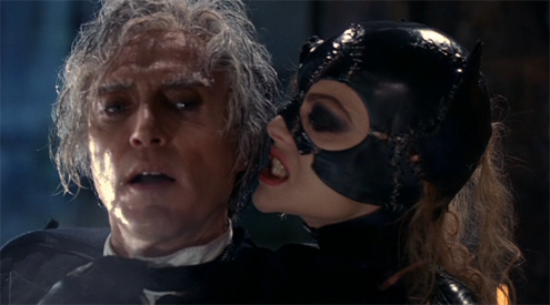 Batman returns max selina