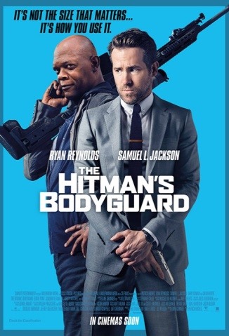 the hitmans bodguard poster