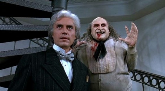Max Shreck Christopher Walken Penguin Danny Devito Batman Returns