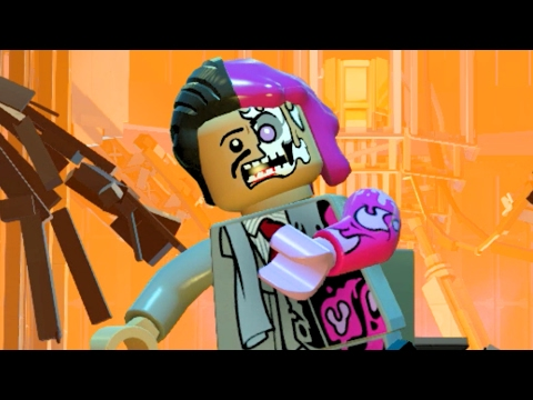 Lego Batman Movie Two Face Billy Dee Williams