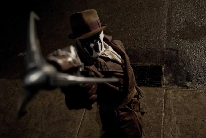 watchmen movie rorschach