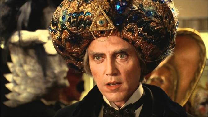 Max Shreck Batman Returns Christopher Walken
