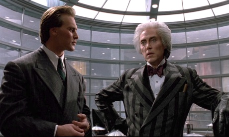 Max Shreck Chip Shreck Christopher Walken Batman Returns