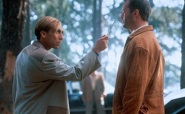 The Last Boy Scout Bruce Willis Taylor Negron