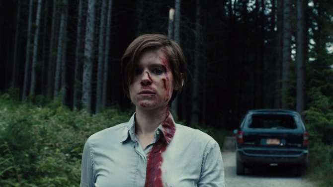 morgan 2016 kate mara blood