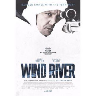 Wind River Netflix Poster Jeremy Renner