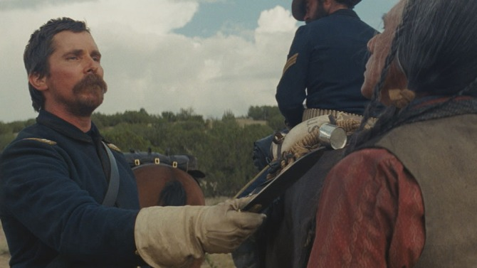hostiles movie christian bale wes studi