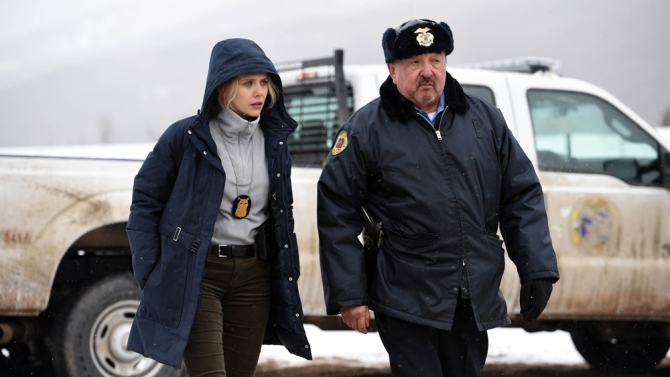 Wind River Graham Greene Elizabeth Olsen