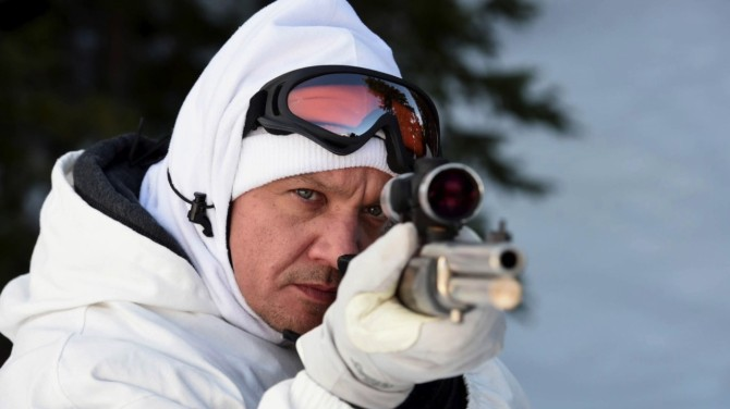WInd River Jeremy Renner