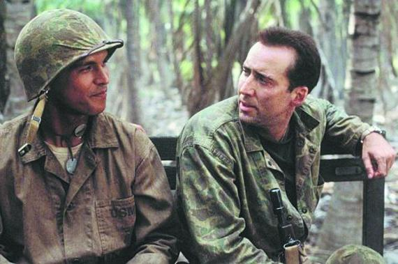 Windtalkers Nicolas Cage Adam Beach