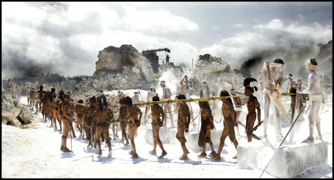 apocalypto movie mine