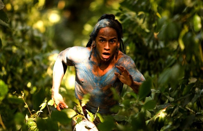 apocalypto jaguar paw rudy youngblood