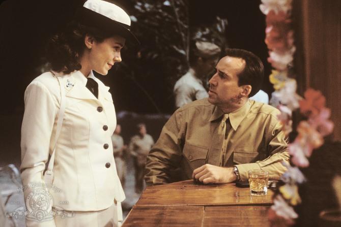 Windtalkers Nicolas Cage Nurse Rita