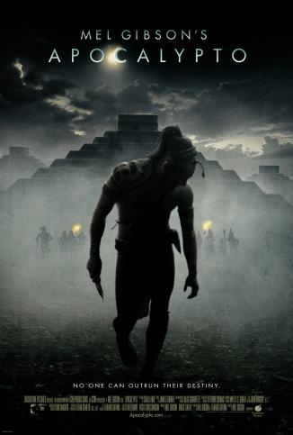 Apocalypto movie poster