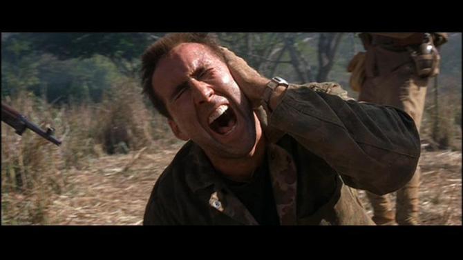 Windtalkers Nicolas Cage