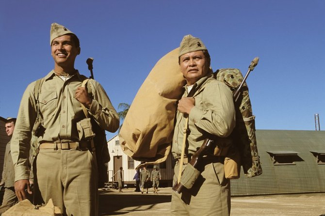 Windtalkers Adam Beach Roger Willie