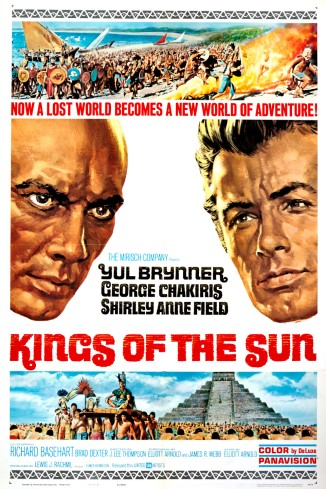 Kings of the Sun poster