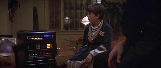 Runaway movie 1984 Cramer