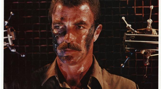 Runaway Movie 1984 Tom Selleck
